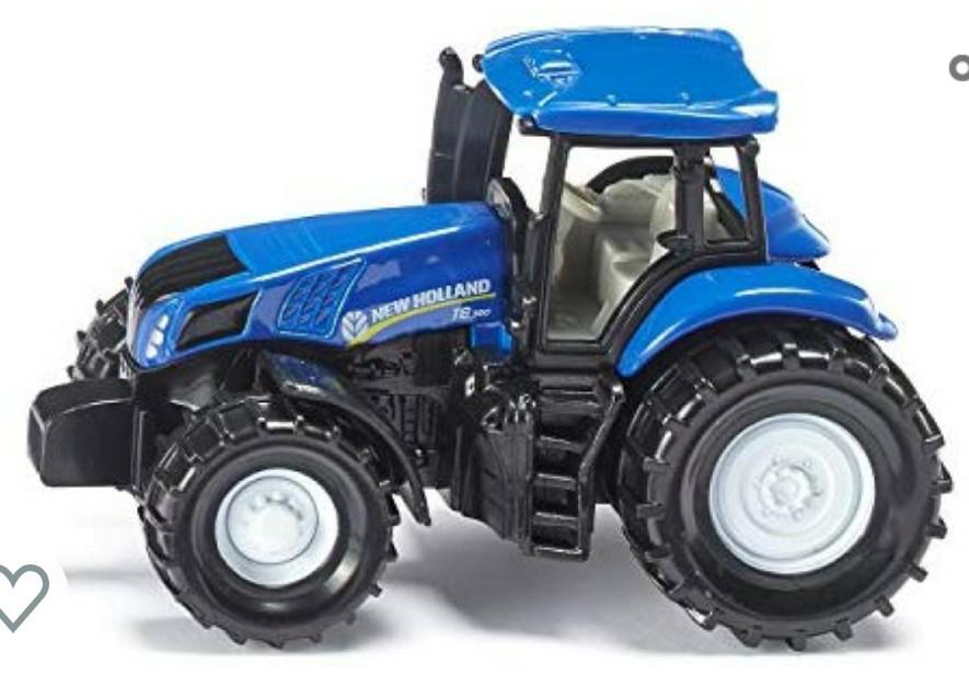 Tractor de juguete New Holland