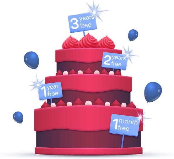 Oferta de cumpleaños de NordVPN: oferta de 3 años con un 70% de descuento y obtenga un plan adicional gratis