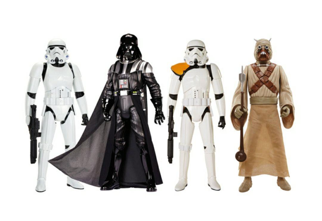 Figuras Star Wars (50cm)