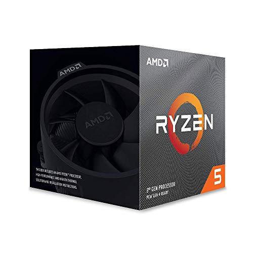 AMD Ryzen 5 3600X - Procesador con ventilador Wraith Spire