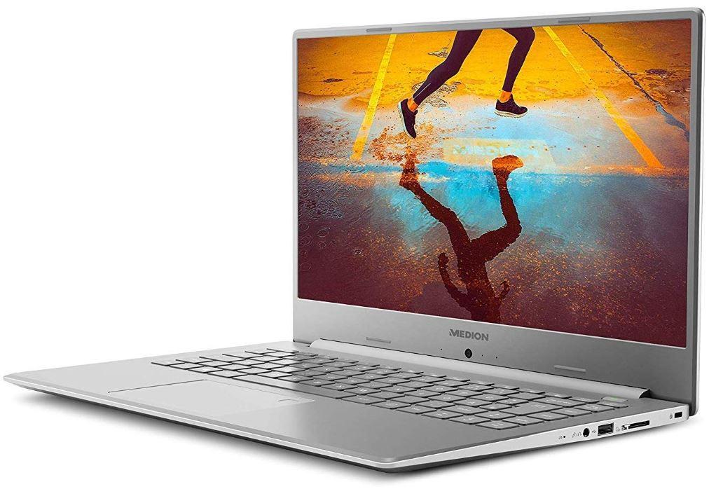 """Portátil MEDION 15.6"""" FHD, i5-8265U, 16GB RAM, 256 GB SSD, Windows 10"""