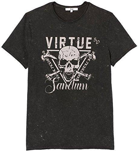 TALLA M - find. Camiseta Estampada para Hombre