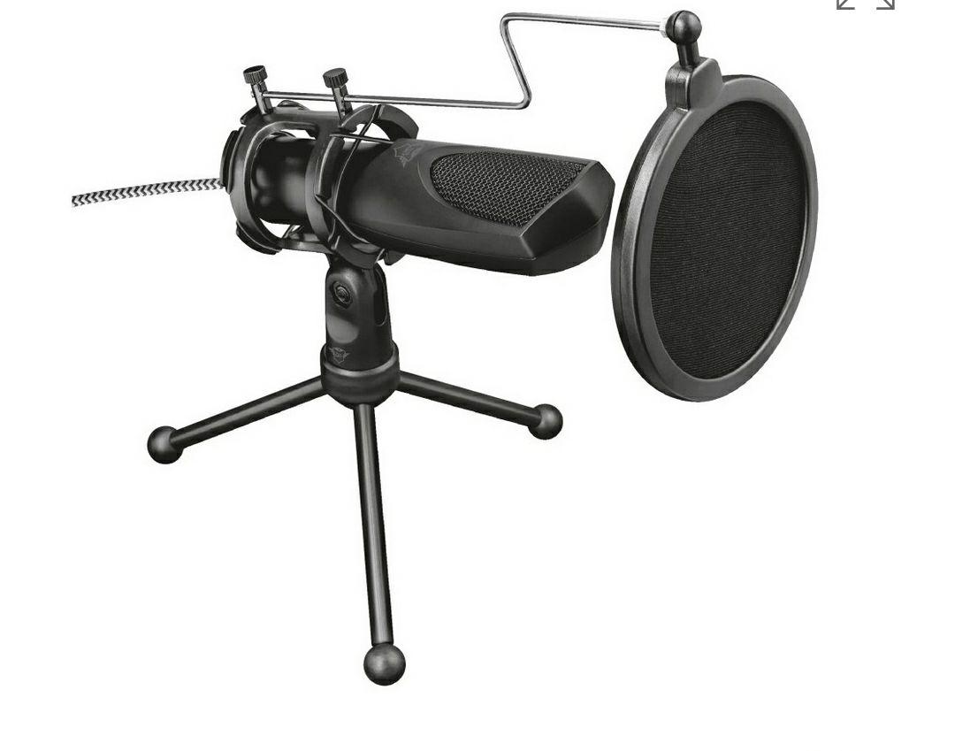 Micrófono gaming Trust 22656 GXT 232 Mantis Streaming