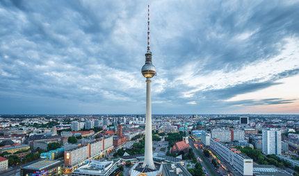 Viaje Madrid-Berlín (vuelos y apartamento) por 236€ por persona