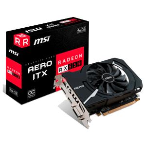 MSI RADEON RX 550 2 GB