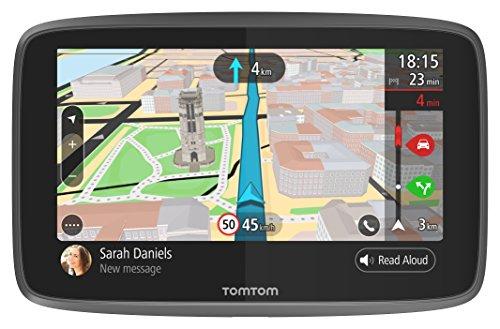 TomTom GO 6200 - Navegador 6 pulgadas