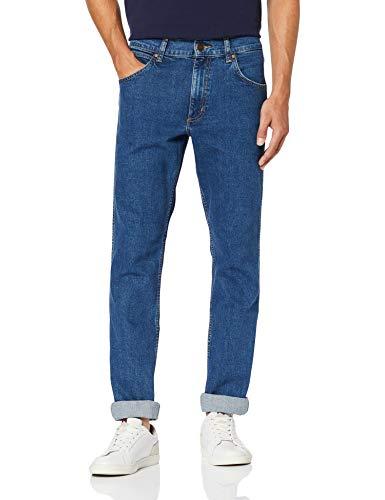 Wrangler Greensboro Regular Jeans Vaqueros para Hombre