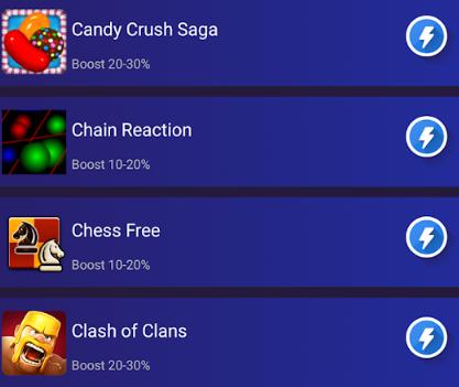 Game Booster para Android GRATIS