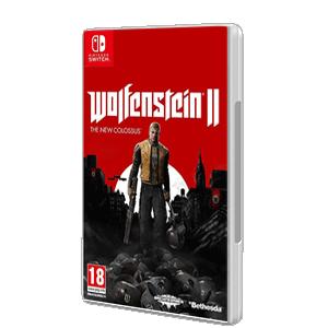 Wolfenstein 2 Nintendo switch + póster gratis