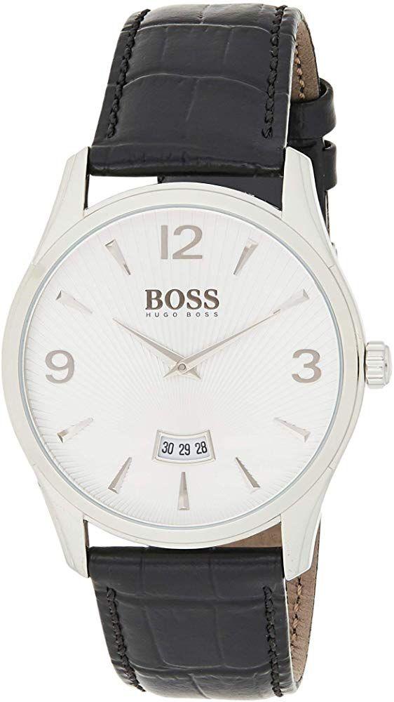 Hugo Boss- Reloj análogico Hombre
