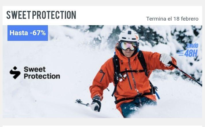 Ropa esqui hasta el 67%