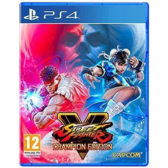 ¡Street fighter V Champion Edition ps4 al mejor precio ! Actualizado!