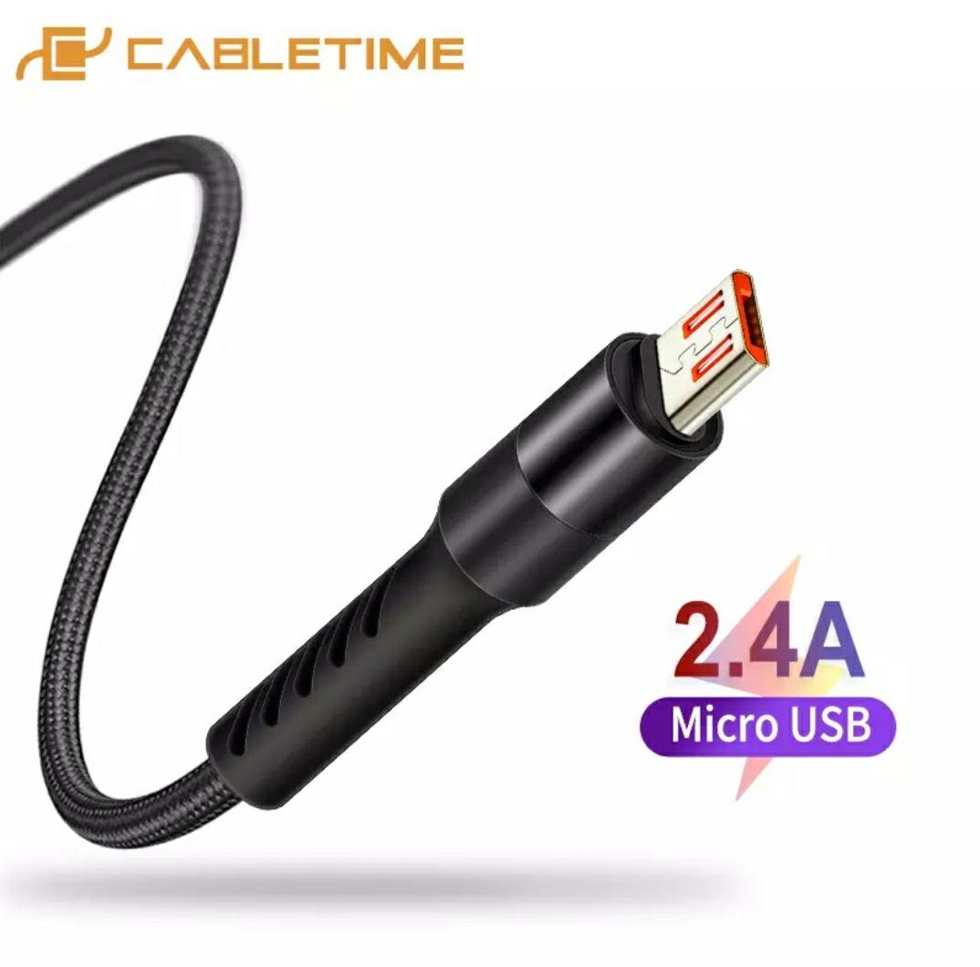 Cable micro USB 1 metro