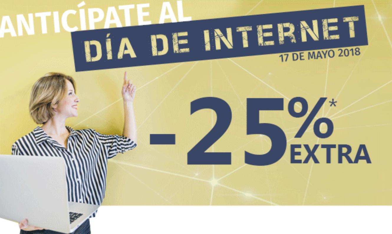 ZACARIS: 25% DESCUENTO EXTRA