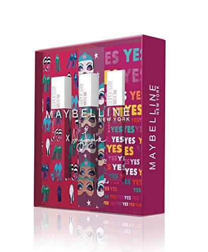 Maybelline New York - Cofre de Edición Limitada Ashley Longshore