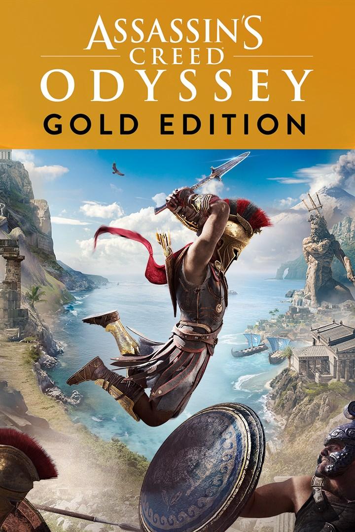 Assassins Creed Odyssey PC (Gold, Juego + Season Pass + AC III y Liberation).