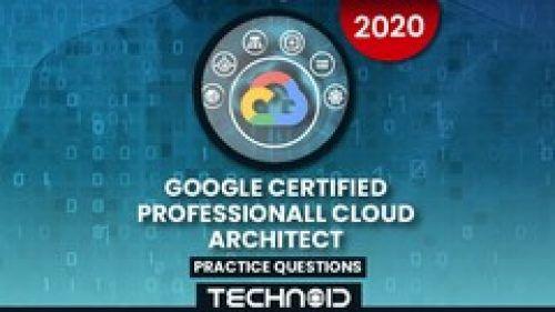 Curso para la preparación de la certificación de Google Cloud Architect 2020, en Inglés