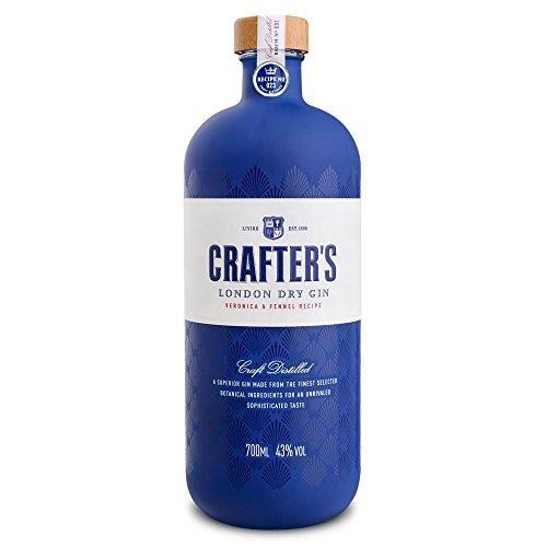 Ginebra Crafter's para el gintonic del fin de semana