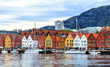 Vuelos ida y vuelta a Noruega por 20€