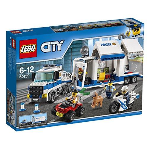 Lego city: Centro de control (Policía)