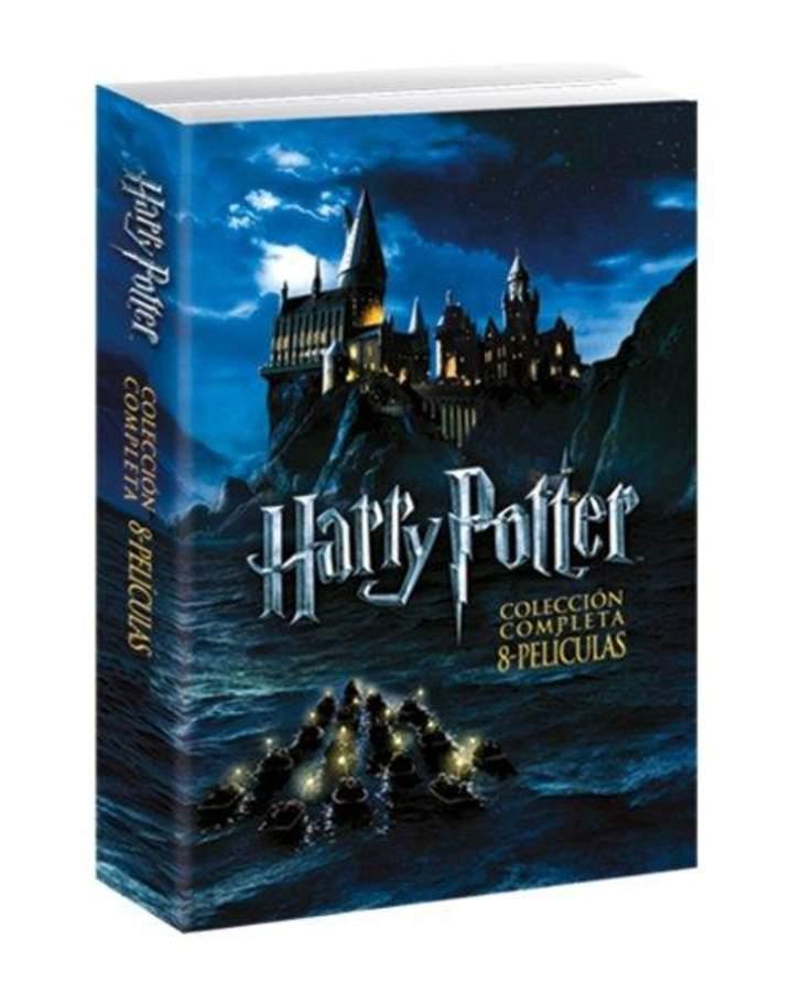 Colección completa películas Harry Potter
