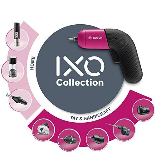 Atornillador a batería Bosch IXO