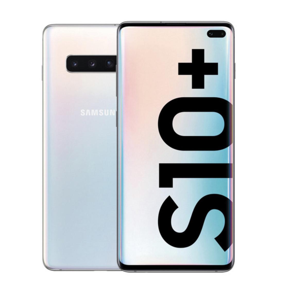 Samsung Galaxy S10+ 128/8GB White