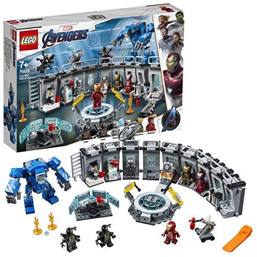 LEGO Super Heroes - Iron Man: Sala de Armaduras (76125)