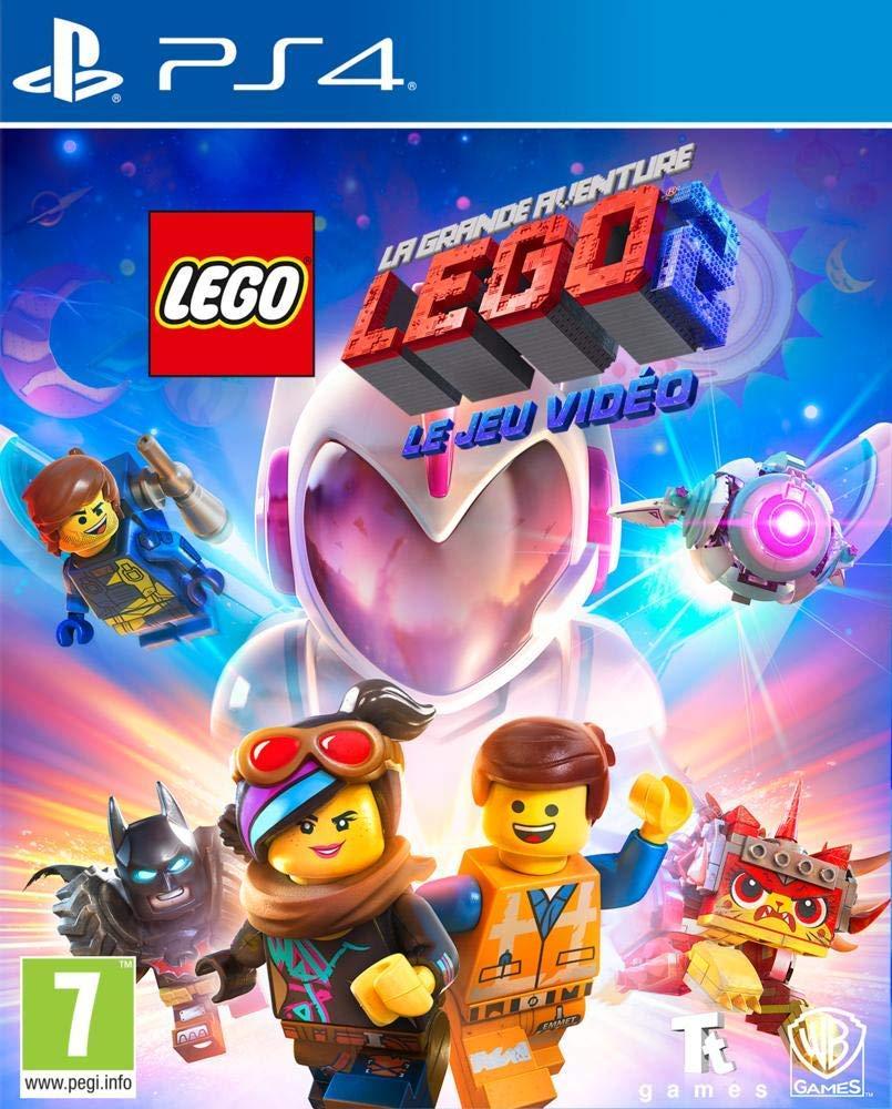 La Lego la película 2 ps4