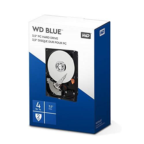 Disco Duro 4TB Western Digital Mainstream Blue