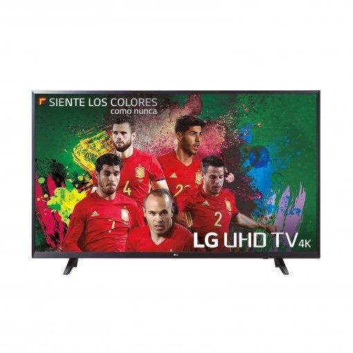 TV LG LED 4K 55 Pulgadas IPS Smart Tv