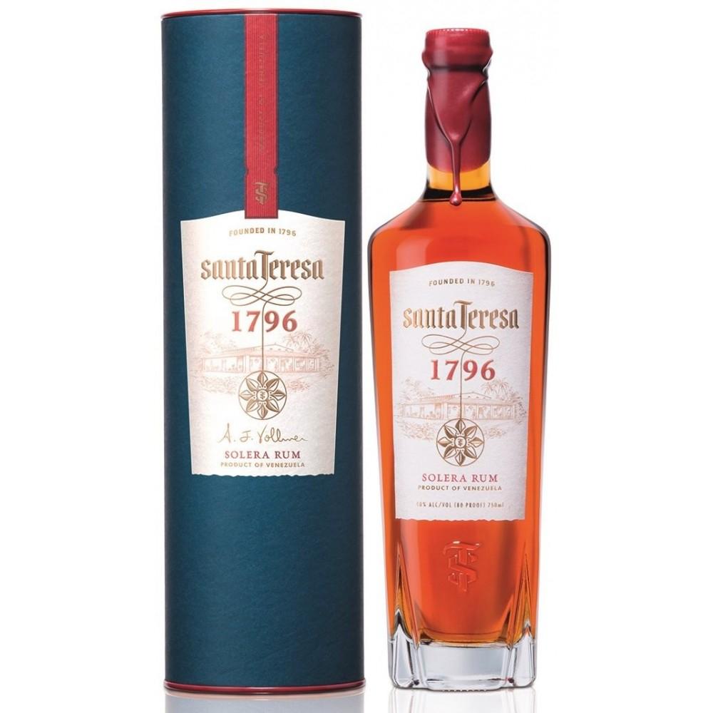 """Ron Santa Teresa 1796 750 ml (No es un Ron """"corriente"""")"""