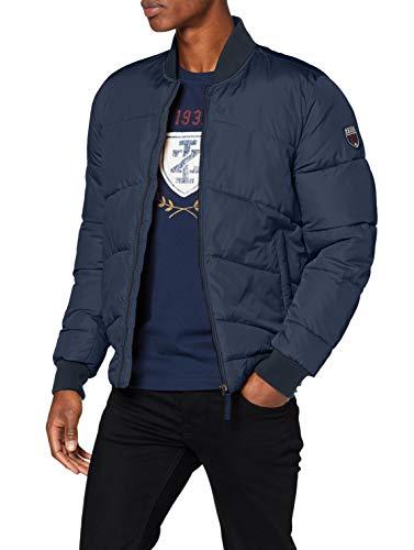 Izod Bomber Puffer Jacket Chaqueta Hombre en 3 colores.
