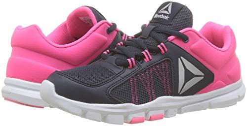 Reebok Yourflex Train 9.0, Zapatillas de Deporte Unisex Adulto talla 36. Hay 3 colores.
