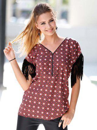 Recopilación camisetas y blusas para mujeres