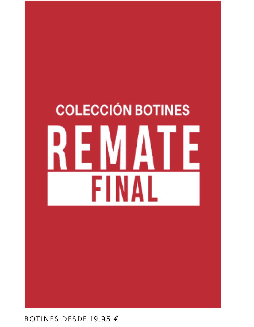 Remate final XTI
