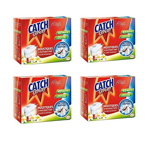 4 packs antimosquitos Catch