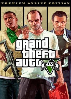 Grand Theft Auto V: Premium Online Edition (1.000.000$ online) - PC