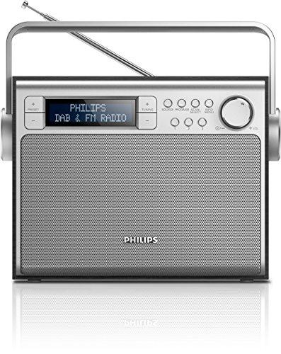 Philips AE5020B/12 Radio portátil, 3W