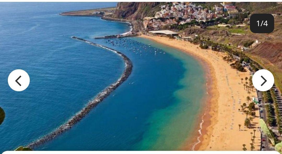 Tenerife (Junio) 6 Noches Hotel 4*+Vuelos (Madrid)+ Seguro cancelación
