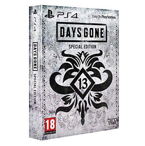 Days Gone Edición Limitada PS4 - eBay Mediamarkt