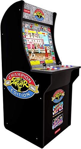 Máquina Retro Arcade1Up Street Fighter