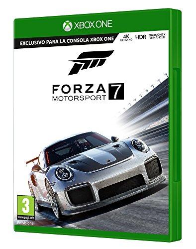 Forza Horizon 3 y Forza Motorsport 7 a mitad de precio