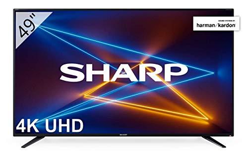 """Sharp LC-49UI7252E - UHD Smart TV de 49"""""""