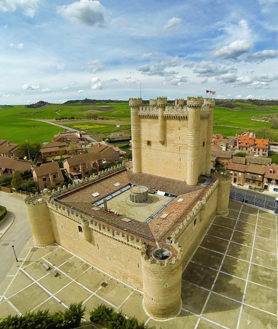 """VALLADOLID (15/02 y 16/02): Castillo de Fuensaldaña """"Castillo de Castillos"""" - Entrada guiada (GRATIS)"""