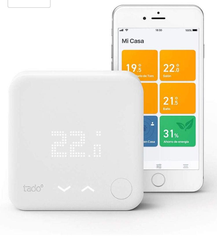 TADO Termostato Inteligente Wifi