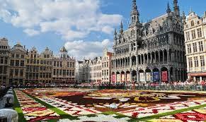 Fin de Semana en Bruselas en Mayo, salida desde Madrid