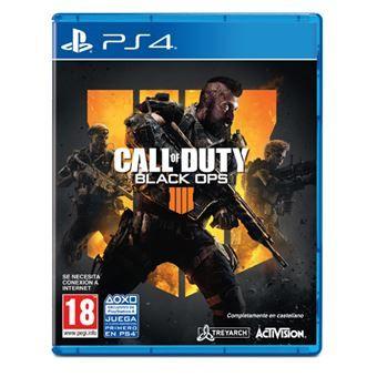 CoD Black Ops 4 PS4 [Físico] - eBay Mediamarkt Splau