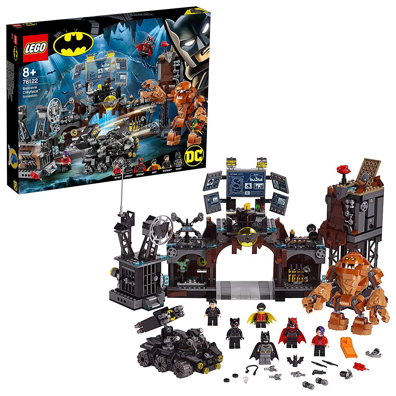 Lego súper heroes Clayface Batcueva 67.1€