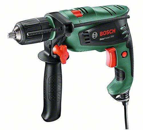 Taladro percutor 550w Bosch solo 39.9€